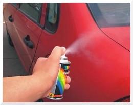 Покраска авто своими руками с баллончика